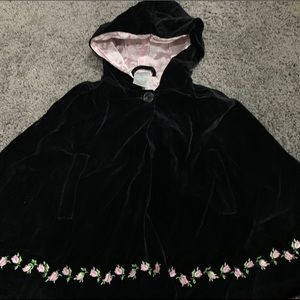 Starting Out Hooded Cape